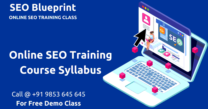 online seo training course syllabus